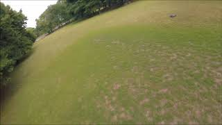 RC Buggy vs. drone