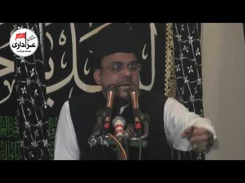 Allama Dr Majid Raza Abdi  | 2 Muharram 1439 - 2017 | ImamBargah Shah Yousaf Gardaiz Multan