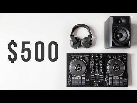BEST DJ GEAR FOR BEGINNERS - UNDER $500