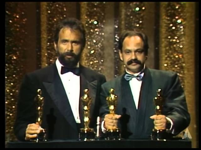 Cheech & Chong and Return of the Jedi: 1984 Oscars
