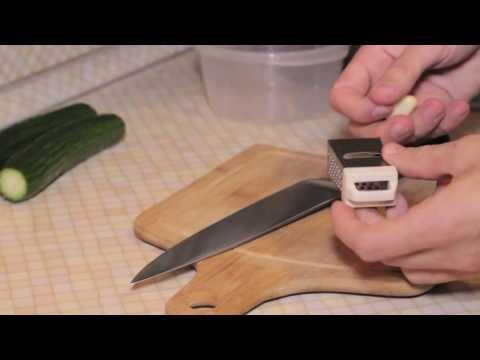 Видео как научиться быстро резать