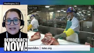 U.S. meatpacking workers demand safer conditions amid COVID-19 crisis