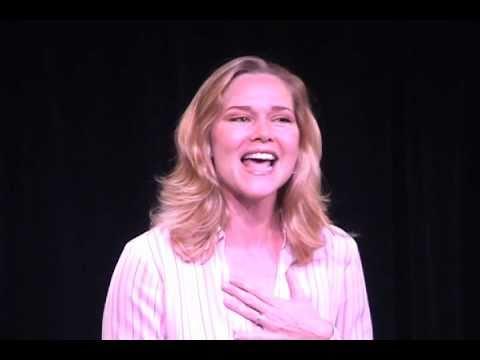 Rebecca Luker - I Wont Mind (Jeff Blumenkrantz, Annie Kessler, Libby Saines)