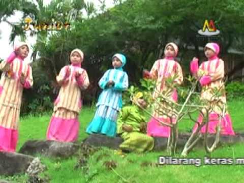 HENI MAHARANI - AJER NGAJIH ( Lagu Anak )