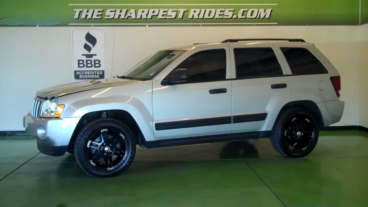 The Sharpest Rides >> The Sharpest Rides 2006 Jeep Grand Cherokee Laredo S5278 - YouTube