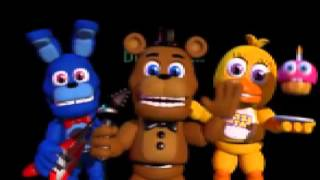 A More Accurate Version of the FNAF World Trailer