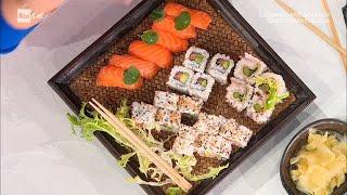 Sushi casalingo - E' sempre Mezzogiorno 22/02/2021