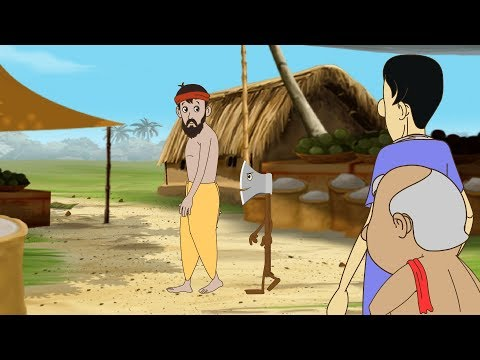 जादुई इच्छा   MAGICAL STORY FOR KIDS   Fairy Tales   Hindi Cartoon   Toonitoon TV thumbnail