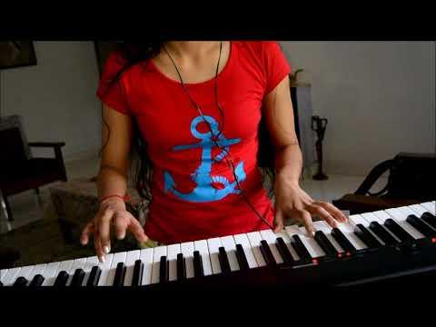 Tere bin | Atif Aslam | Bas Ek Pal | Piano Cover