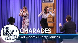 Download Lagu Charades with Gal Gadot and Patty Jenkins Gratis STAFABAND
