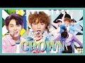 [Hot Debut] TXT-  CROWN  , 투모로우바이투게더 - 어느날 머리에서 뿔이 자랐다 show Music core 20190309