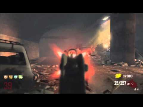 Black Ops 2 Zombies: Skullcrusher Tranzit Strategy (High Round Guide)
