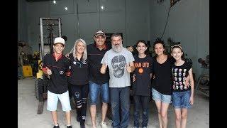 PROJETO HULK - PAULÃO FUNILEIRO E LEANDRO TORNEIRO JUNTOS #1