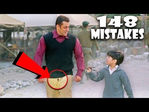 (148 Mistakes) In Tubelight - Plenty Mistakes In Tubelight Full Hindi Movie   Salman Khan