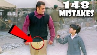 (148 Mistakes) In Tubelight - Plenty Mistakes In Tubelight Full Hindi Movie | Salman Khan