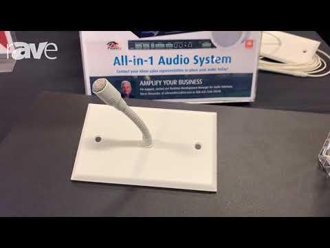 E4 AV Tour: Phoenix Audio Technologies Features Programming-Free Audio Kit With Stingray Auto Mixer