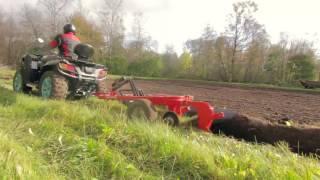 Farming equipment for ATVs & UTVs