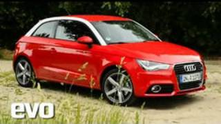 Audi A1 first drive review - evo Magazine
