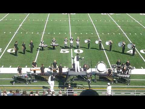3A State Argyle Eagle Drumline Competition of 09-10; By: Mark Higginbotham, Ef/x