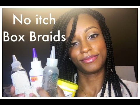 How To Stop Box Braids From Itching