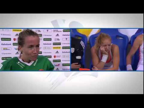 Maddie Hinch Post Match Interview #UEHC2015 #EHC2015