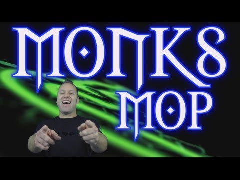 Swifty Mists of Pandaria Monks (gameplay/commentary)