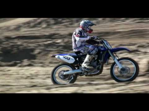 2010 Yamaha YZ450F First Test Video Video