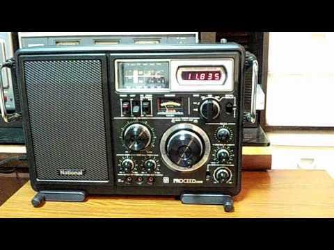 11835khz Radio Netherlands RF-2800