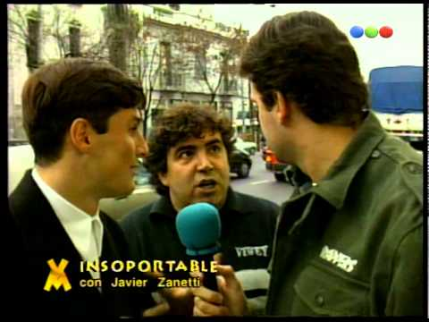 El Insoportable con Javier Zanetti - Video Match 1997