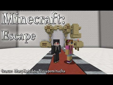Minecraft Escape: Pointless Button