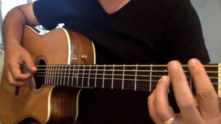 "Acoustic Guitar "" EDERLEZI "" Cover"
