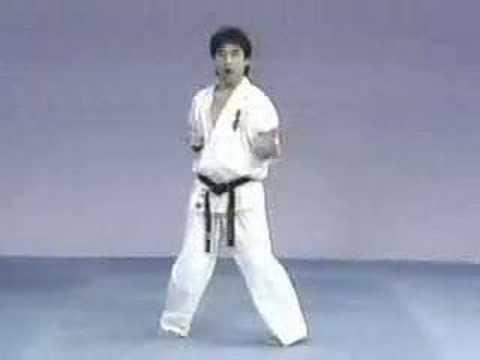 Tensho Kyokushinkai kata Image 1