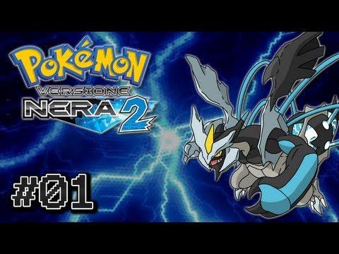 Guida Pokémon Nero 2 Parte 1 Unima 2 anni dopo