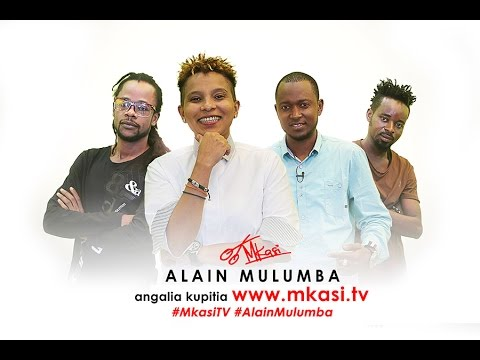 Mkasi Promo With Alain Mulumba