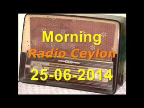 Radio Ceylon 25-06-2014~Wednesday Morning~03 Aapki Pasand
