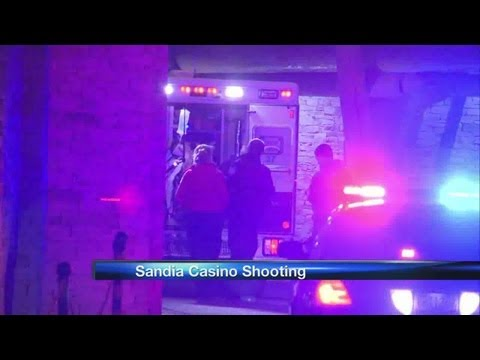Shooting at Sandia Casino has 1 injured