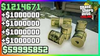 TOP *FOUR* Best Ways To Make MONEY In GTA 5 Online | NEW Solo Easy Unlimited Money Guide/Method 1.44