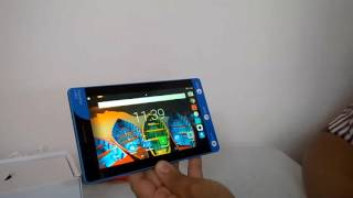 UNBOXING TABLET TB3 7 ESSENTIAL  PRUEBAS