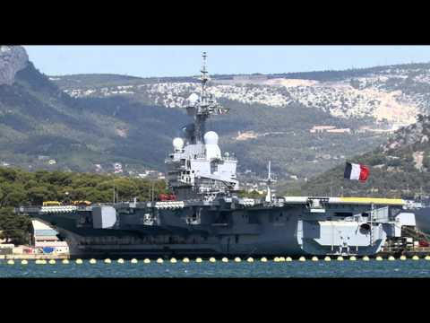 France Deploys Aircraft Carrier Against Militants In Iraq