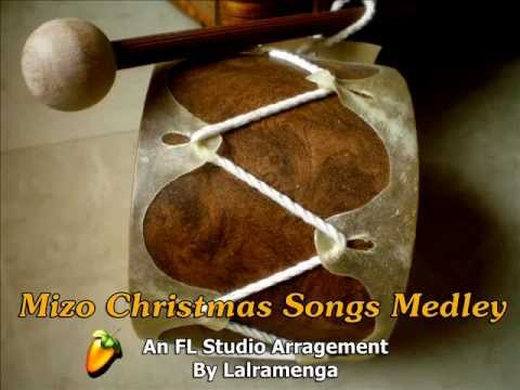 Mizo Christmas Songs Medley video