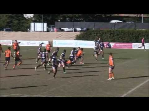 Match highlights from the round nineteen 2012 Intrust Super Cup clash between Easts Tigers and Tweed Heads Seagulls at Langlands Park. THE Langlands Park fai...