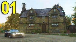 Forza Horizon 4 - Part 1 - Buying a House!