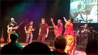 Dela Johnny Clegg Final Journey Tour 2017 Boulder Theatre