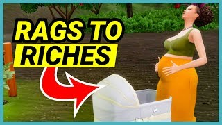 It's time to have a baby!  -🌴 Rags to Riches (Part 17)