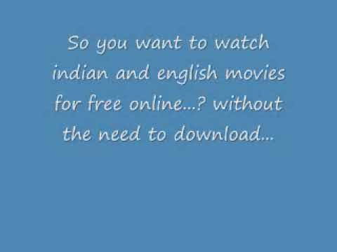 watch english and indian movies online for free