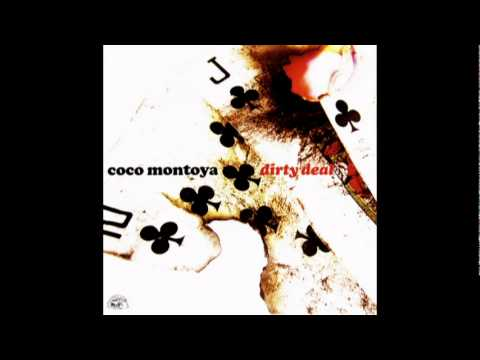 COCO MONTOYA LOVE GOTCHA