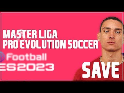RESOLVIDO SAVE CORROMPIDO MASTER LIGA PRO EVOLUTION SOCCER 2016-2017