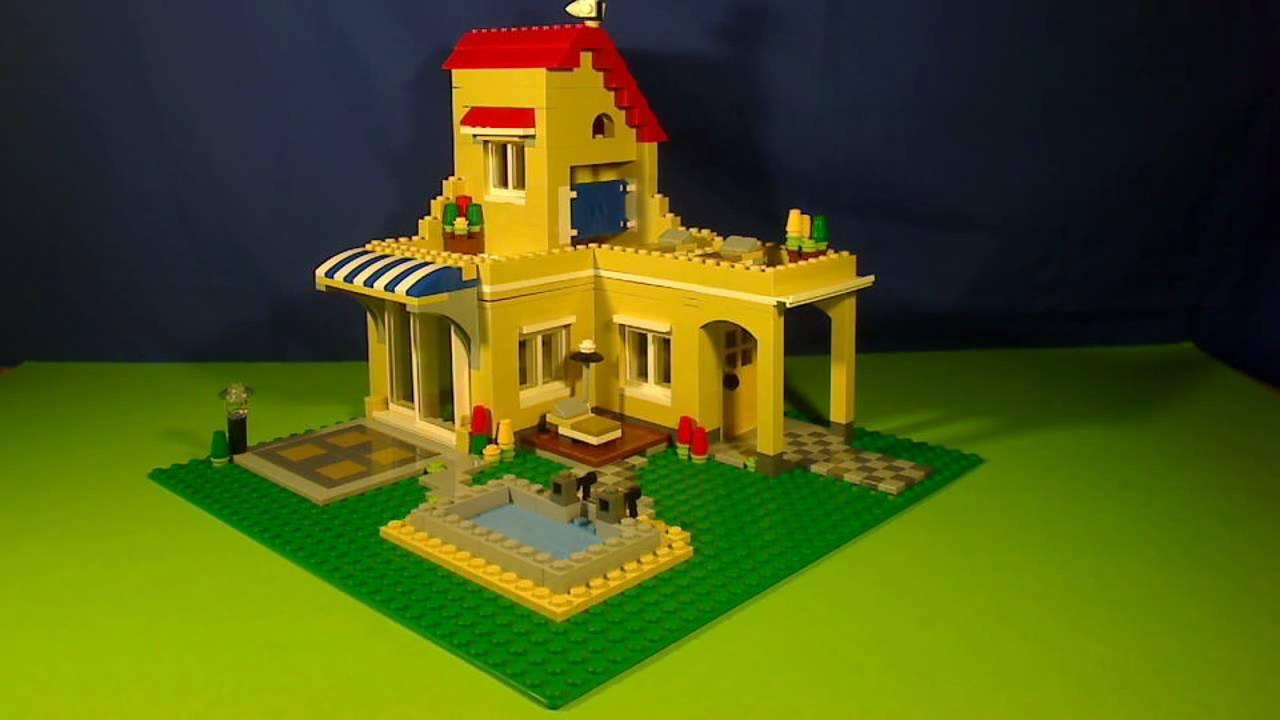 Lego Creator House Youtube