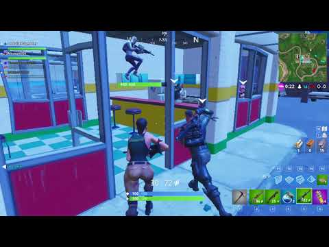 Fortnite #4 FINALLY WON A GAME WITH STINKBOMBS AND BY PLAYING WITH COOL MATES(PLAYED THE NEW MODE)