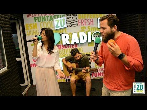 Maga & Tudoran feat. Aylin Cadir - Dezbracati (Live la Radio ZU)